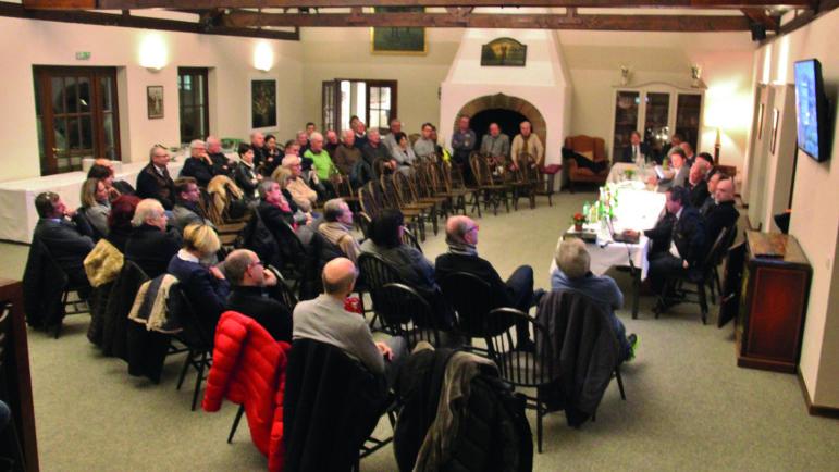 Generalversammlung Publikum